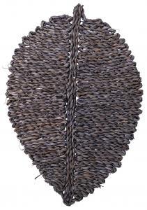 Bordstablett Isla - Grå 34x50 cm