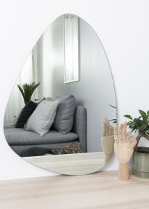 Spegel Egg 50x70 cm