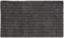 Badrumsmatta Stripe - Askgrå 60x100 cm