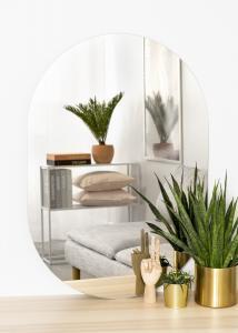 KAILA Spegel Oval 70x100 cm