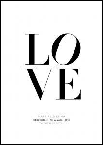 Love 2 - White