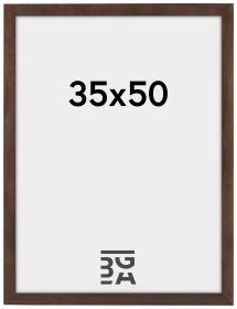 Stilren Valnöt 35x50 cm