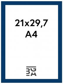 NordicLine Classic Blue 21x29,7 cm (A4)