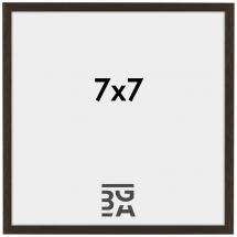 Ram Edsbyn Valnöt 7x7 cm