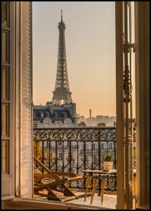 Afternoon In Paris Poster