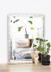 Spegel Kallsta Silver 60x80 cm