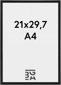 Ram Galeria Svart 21x29,7 cm (A4)
