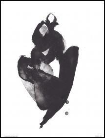 Sitting Woman l Poster