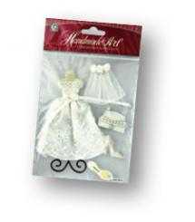 Bröllops stickers - Kit