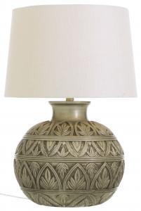 Bordslampa Romeo Stor - Silver