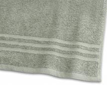 Badhandduk Basic Frotté - Grön 65x130 cm