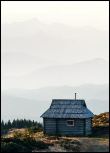 Lonely Cabin Poster