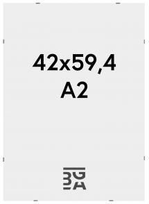 Clipsram Matt Antireflexglas 42x59,4 cm (A2)