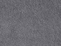 Sängtopp - Grå 90x200 cm