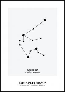 Aquarius - Stjärntecken