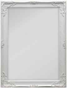 Spegel Antique Vit 50x70 cm
