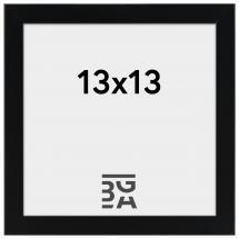 Edsbyn Svart 13x13 cm