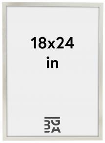 Ram Silver Wood 18x24 inches (45,72x60,96 cm)