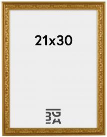 Nostalgia Guld 21x30 cm