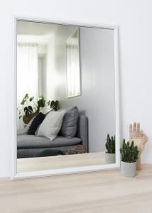 Spegel Nost Vit 50x70 cm