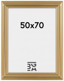 Charleston Guld 50x70 cm