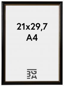 Ram Classic Svart 21x29,7 cm (A4)