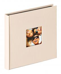 Fun Album Sand - 18x18 cm (30 Svarta sidor / 15 blad)