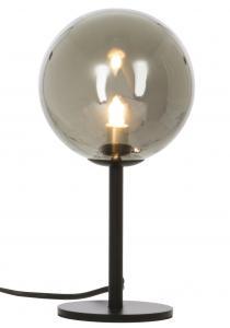 Bordslampa Molekyl 1 - Svart/Rök