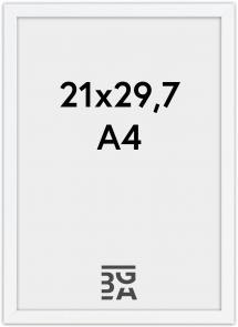 Ram Galant Akrylglas Vit 21x29,7 cm (A4)