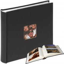 Fun Album Memo Svart - 200 Bilder i 10x15 cm