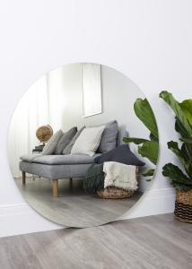 KAILA Rund Spegel 110 cm Ø