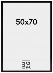 Ram Amanda Box Svart 50x70 cm
