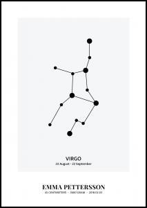 Virgo - Stjärntecken