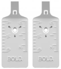 Tavelkrok för alla väggar - Bold Tavelkrok 2-p