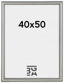 Ram Frigg Silver 40x50 cm