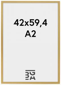 Edsbyn Guld 42x59,4 cm (A2)