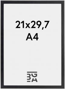 Ram Galant Akrylglas Svart 21x29,7 cm (A4)