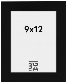 Amanda Box Svart 9x12 cm