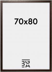 Brown Wood 70x80 cm