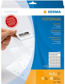 Herma Diafickor - 10 blad