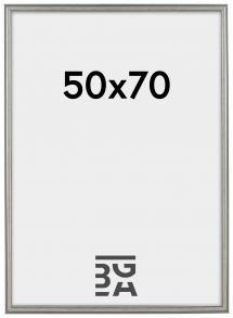 Ram Frigg Silver 50x70 cm