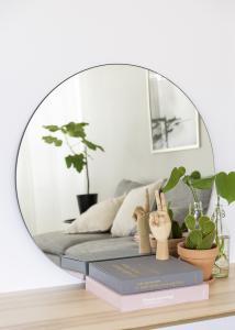 Spegel House Doctor Walls Klar 80 cm Ø