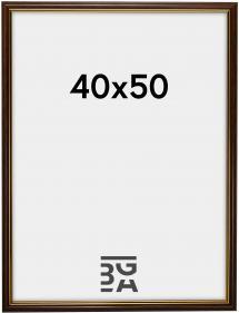 Classic Valnöt 40x50 cm