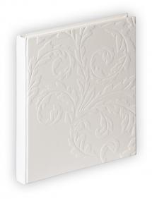 Nobile Gästbok - 23x25 cm (144 Vita sidor / 72 blad)