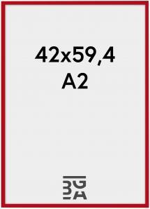 New Lifestyle Röd 42x59,4 cm (A2)