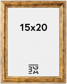 Tango Wood Brons - 15x20 cm