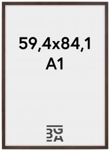 Stilren Valnöt 59,4x84,1 cm (A1)