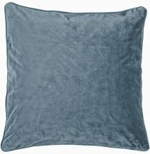 Velvet Kuddfodral Denim 45x45 cm