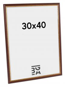 Horndal Brun 30x40 cm