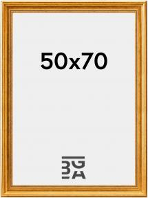 Ram Rokoko Guld 50x70 cm